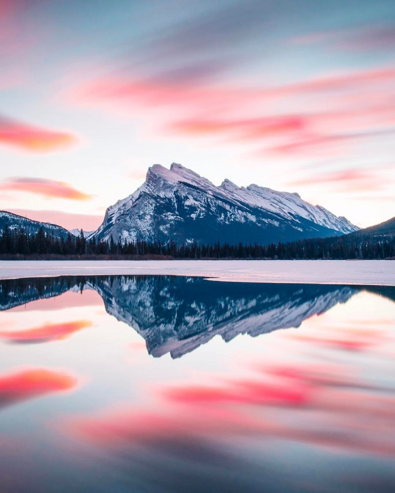 Banff National Park by Stevin Tuchiwsky