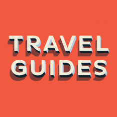 Travel Guides by Herb Lester