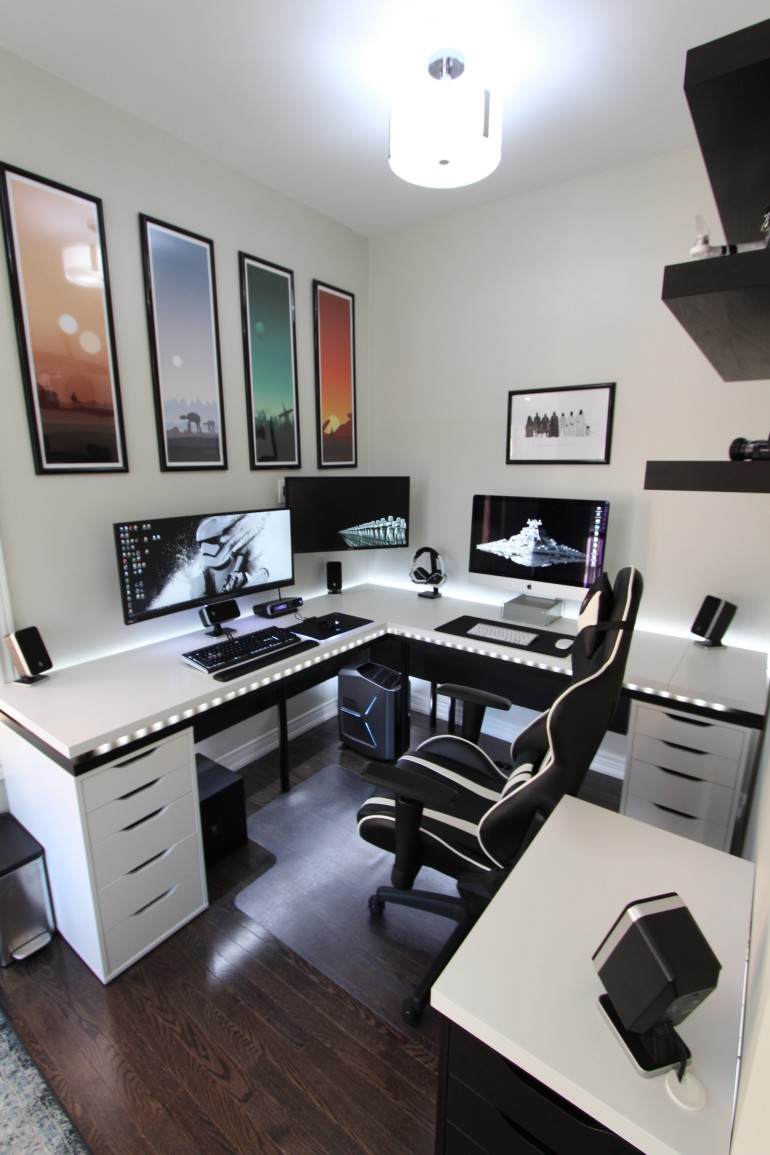 Battle station – Gaming Office
