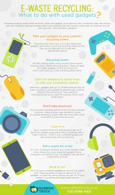 E-Waste and How to Make Sure It Is Safe for the Environment