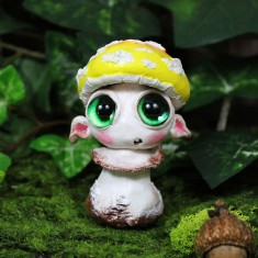 Jackie Harder Creates Cute and Weird Enchanted Creatures