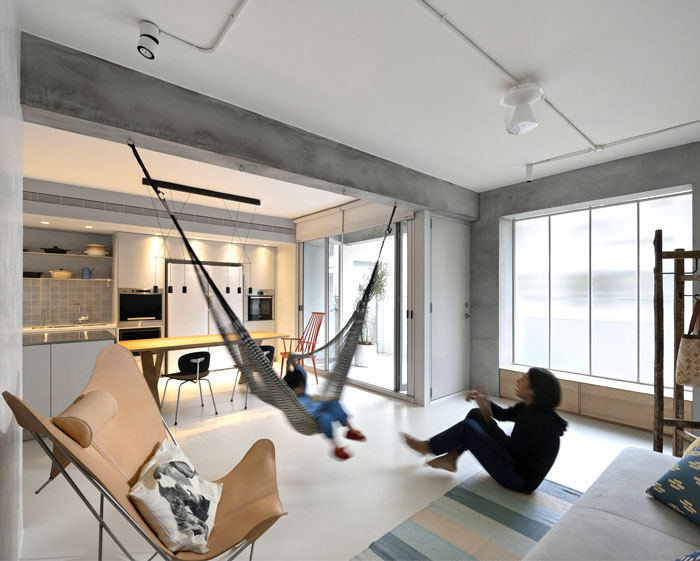 Taiwanese Apartment by 2BOOKS