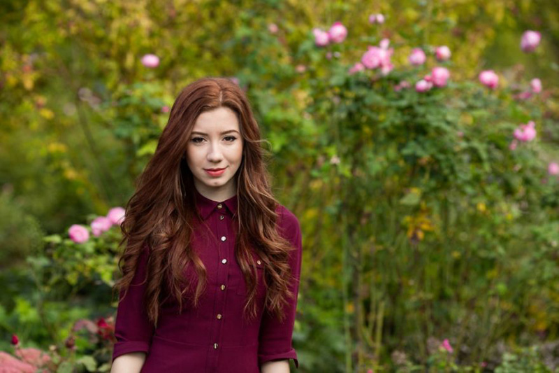 The Incredible Beauty of Red Hair