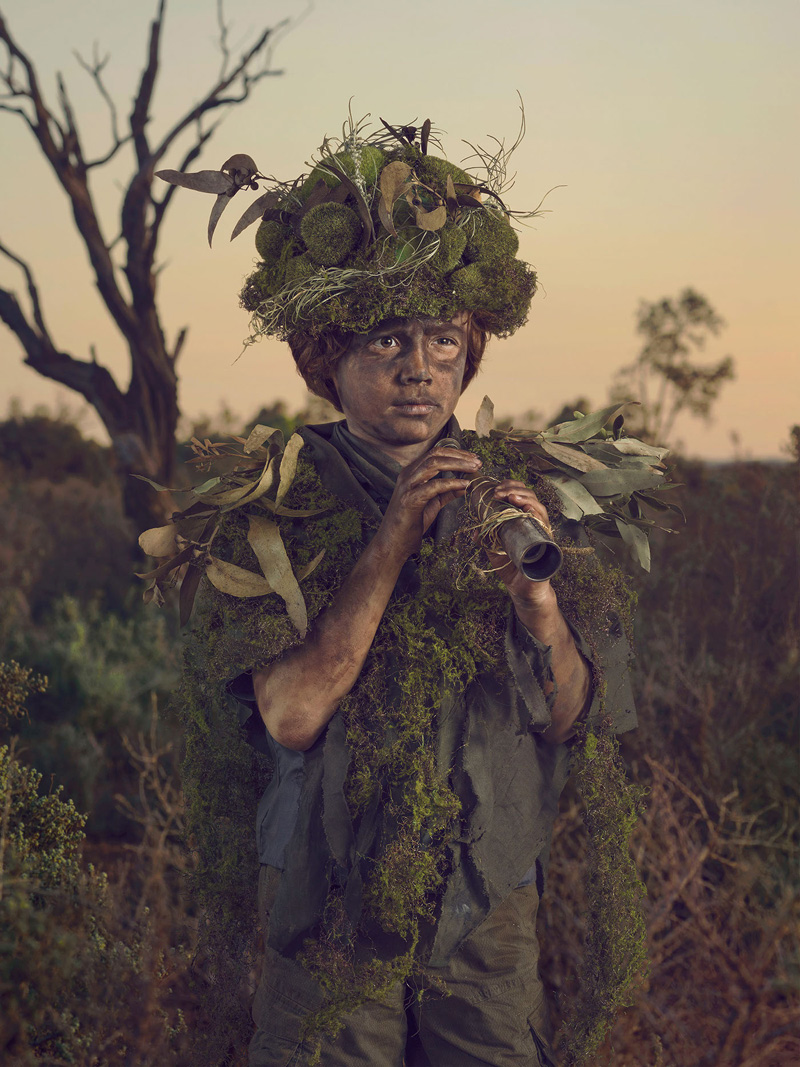 The Remnants – A scout troupe set out exploring the Australian outback