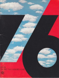 USA '76: The First Two Hundred Years – book cover