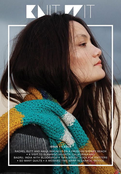 Knit Wit: A New Magazine About A Timeless Craft