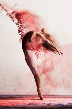 Andy Bate Photography – Powder Dance