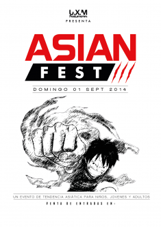 ASIAN FEST III – Anime Posters