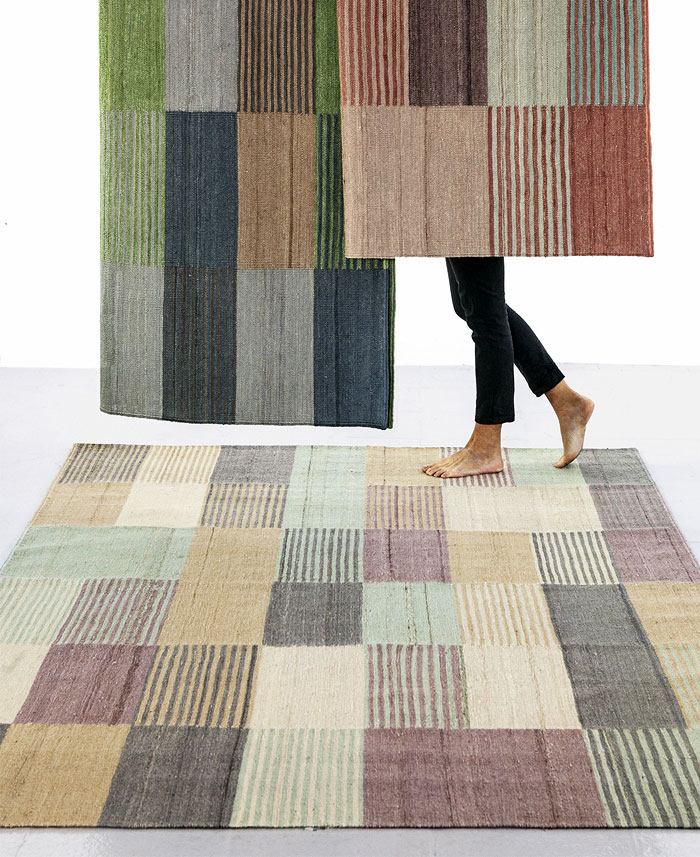 Raw Color Carpet Collection