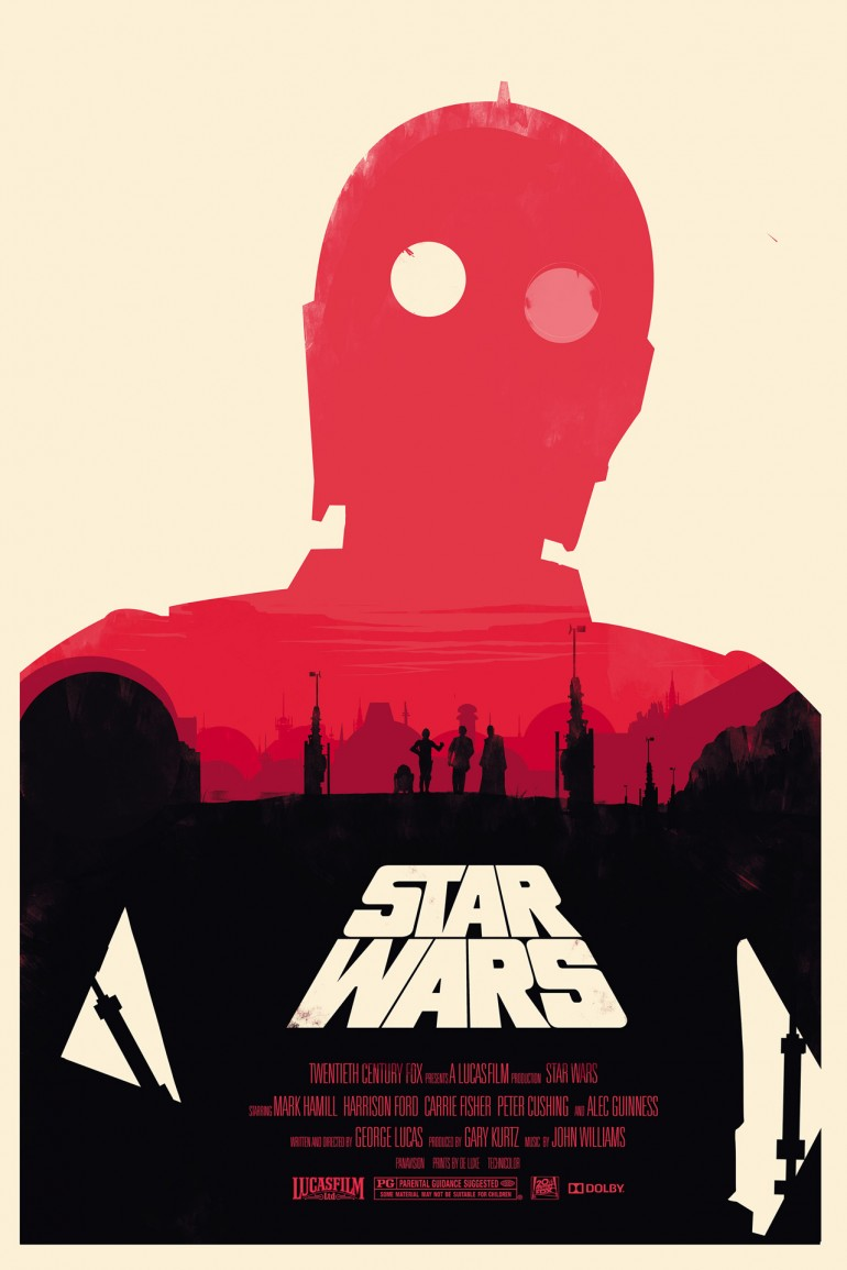 Star Wars Posters Art – Special Preview