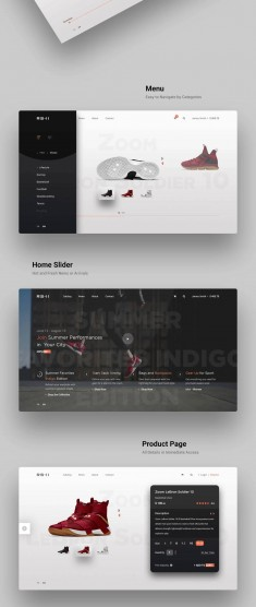 RS-II Store Template