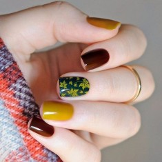 Beautiful Nail Art Ideas For Fall 2017