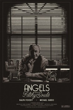 Matt Ryan – Angels With Filthy Souls poster