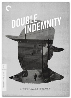 Double Indemnity, Criterion Collection Vintage Film Poster