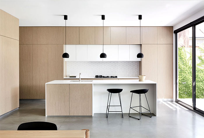 Fitzroy North Residence by Zunica Design