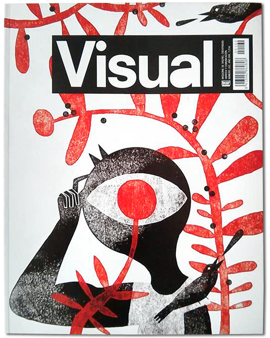 Cover for Visual Magazine