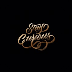 ????  Stay Curious ????