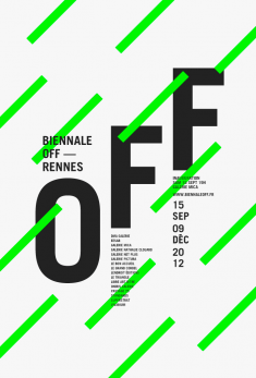 Biennale OFF – Contemporary Art / Rennes