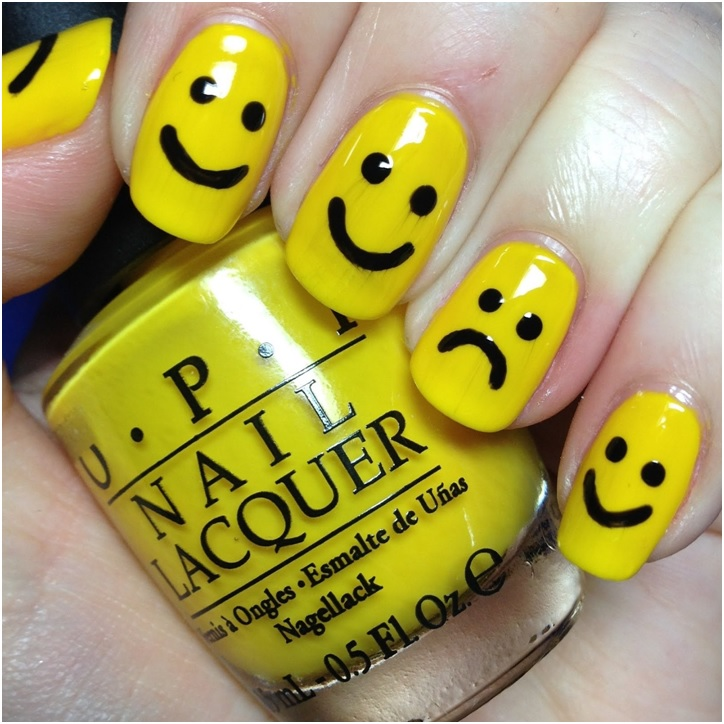 Cute Nail Designs: 30 Best Nail Polish Art Ideas For 2017 | EntertainmentMesh