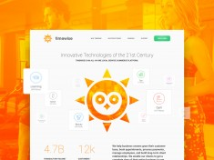 TimeWise Company Overview Page by IVΛN CUCER