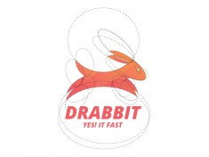 Rabbit Logo Template by Nur Praditya Wibisono
