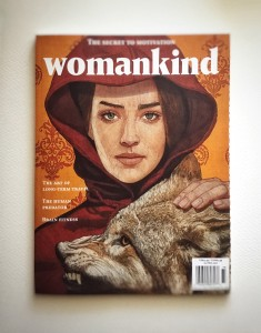 Womankind Magazine Covers