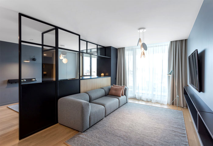 Dynamic Apartment in Bucharest