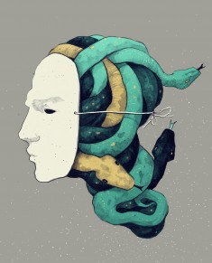 New Surreal Illustrations From the Mind of Simon Prades