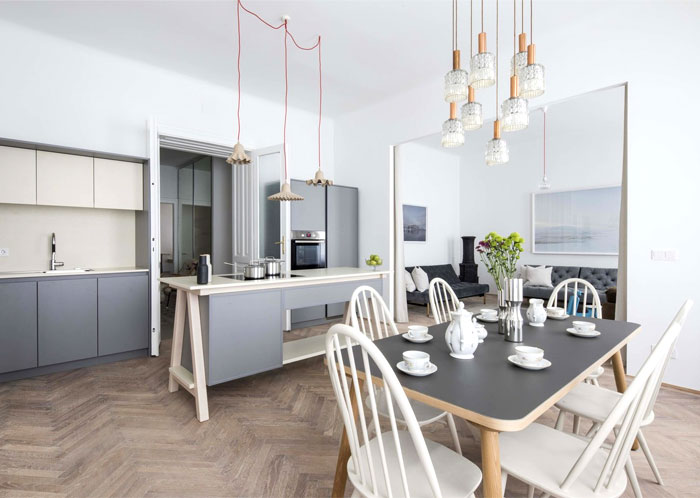 Modern Home by Destilat