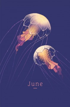 June – Lotus by Heather Penn