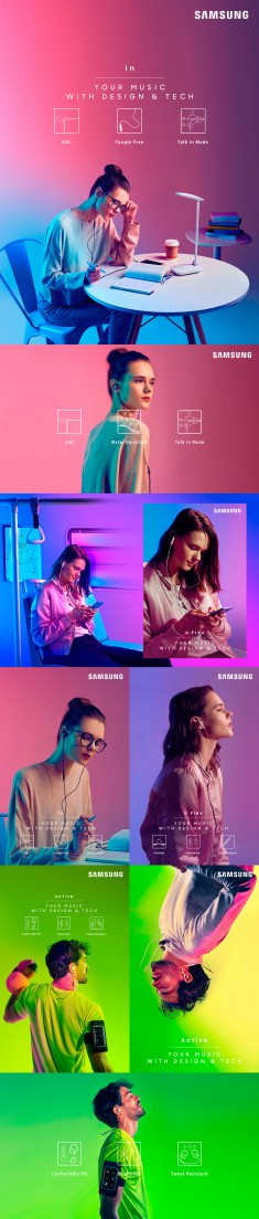 Samsung – Audio Level