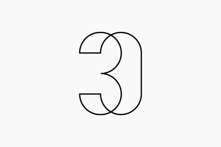 New Logo for 30 Park Place by Mother Design