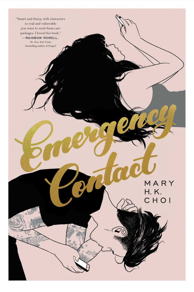 Emergency Contact by Mary H.K. Choi