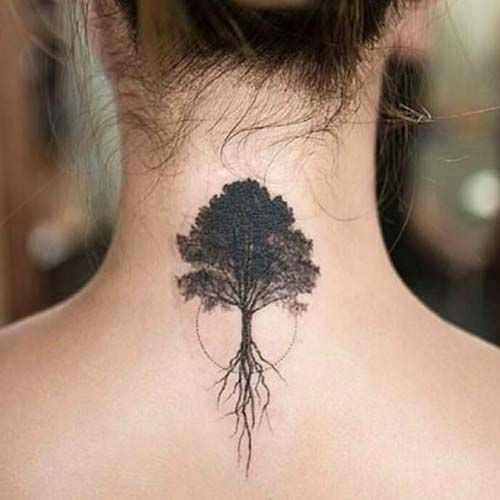 04d1bfc53 19 Best Tattoos That Brings Good Luck Charm In Life on Inspirationde