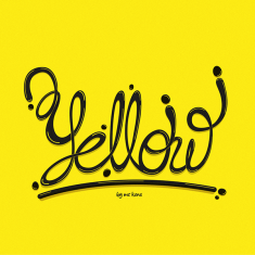 Yellow-Coldplay by Mr. Kuns