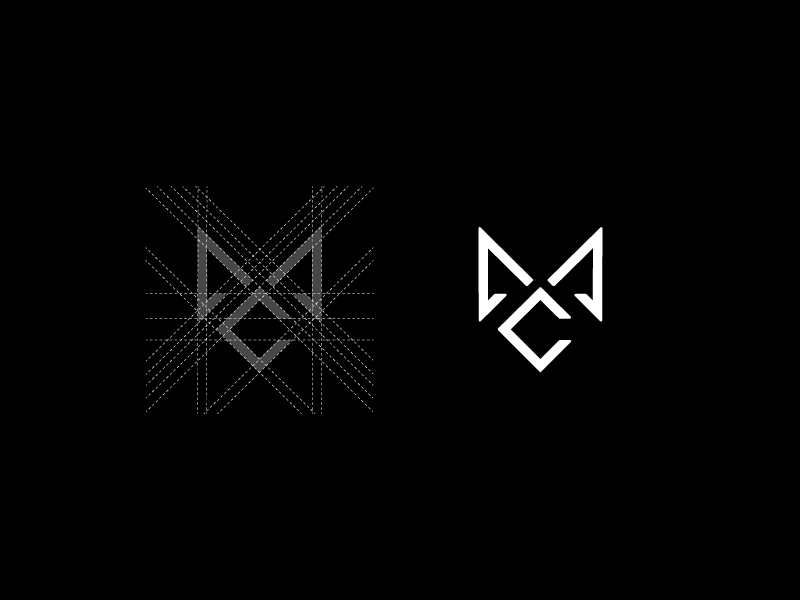 M & C Monogram Design by Farooq Shafi