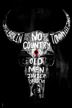 No Country for Old Men Alternative Film Poster