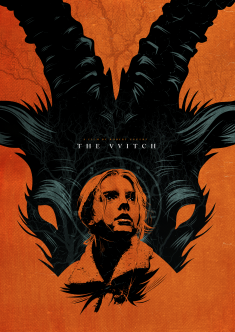 The Witch | Poster by Igor Campos