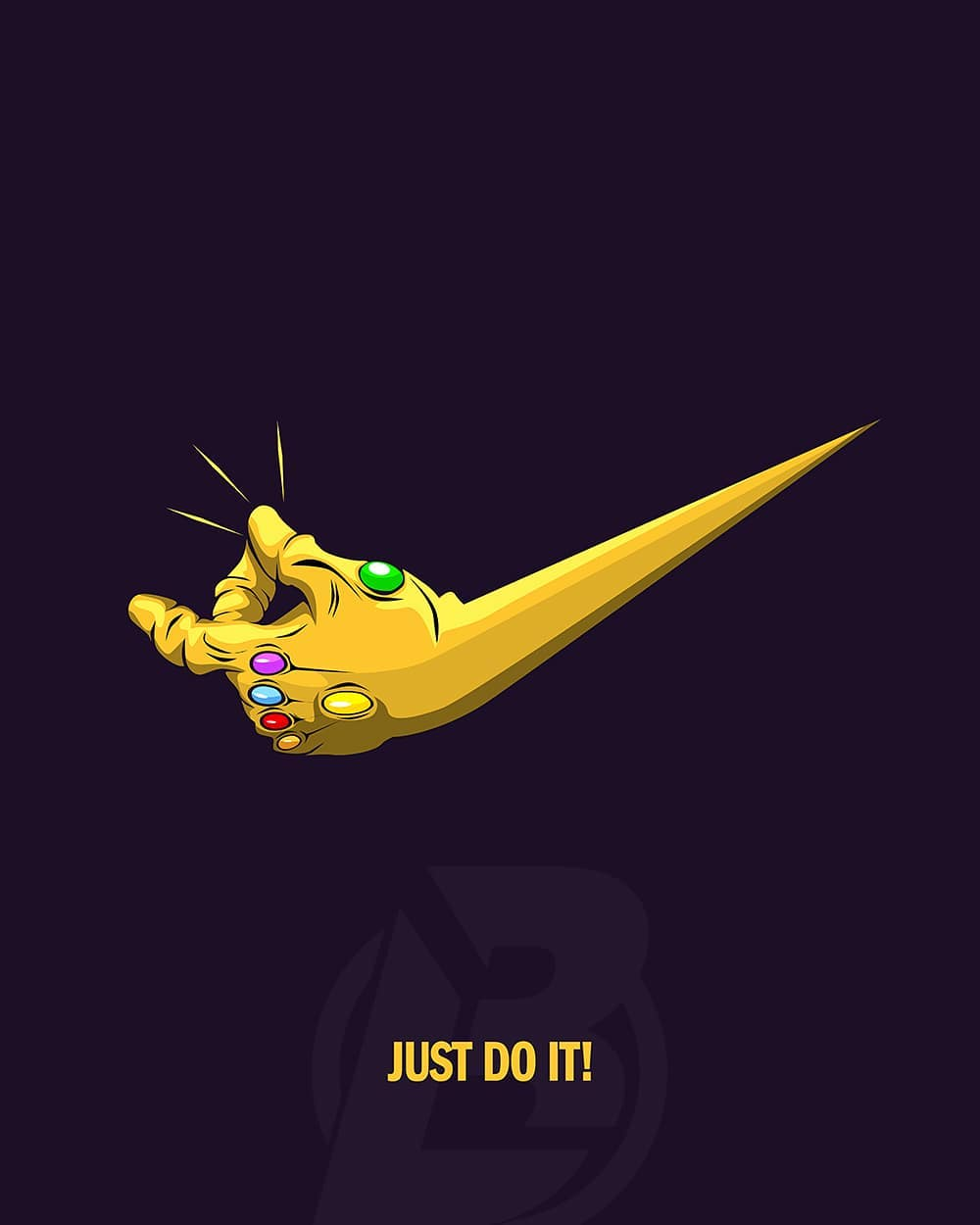 Nike – Just Do It by Bosslogic