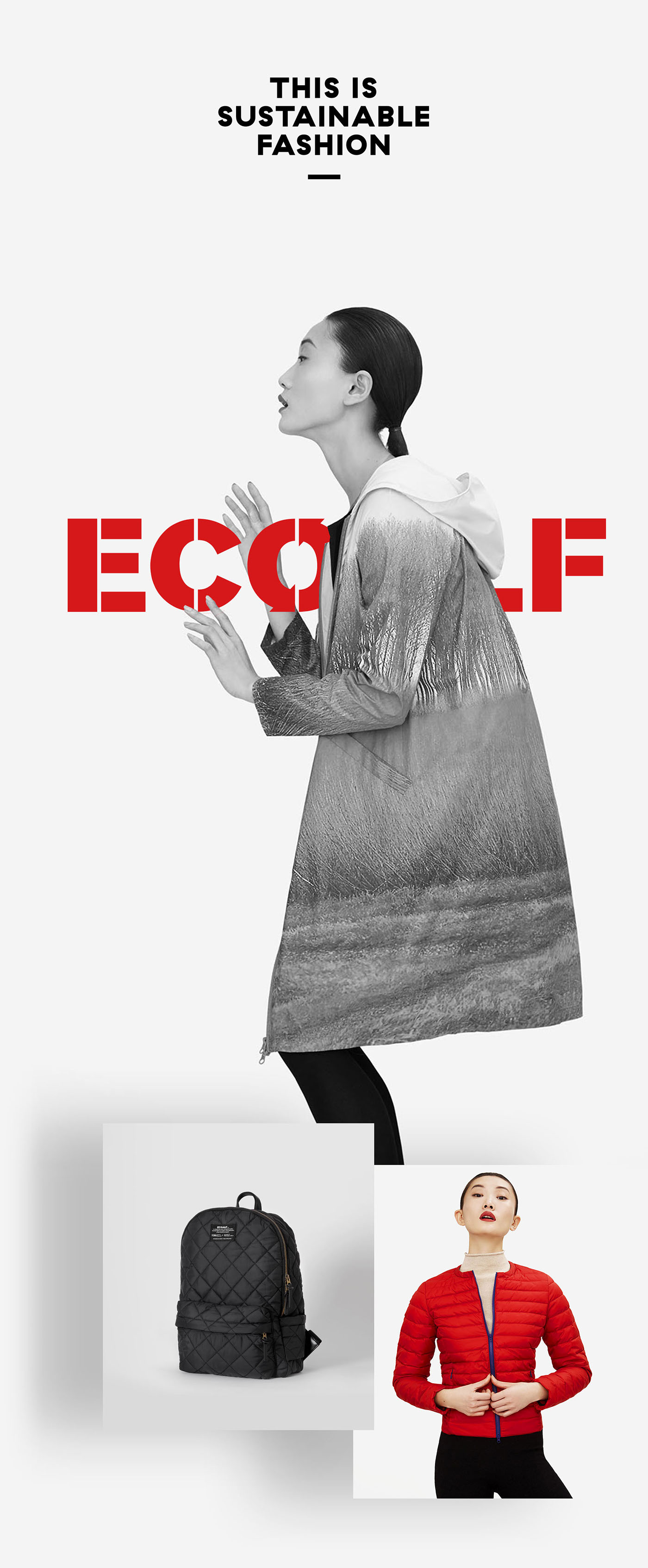 Ecoalf. Digital Product