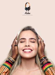 Kuba Audio Print Advert By Agencia3: Reggae Hands