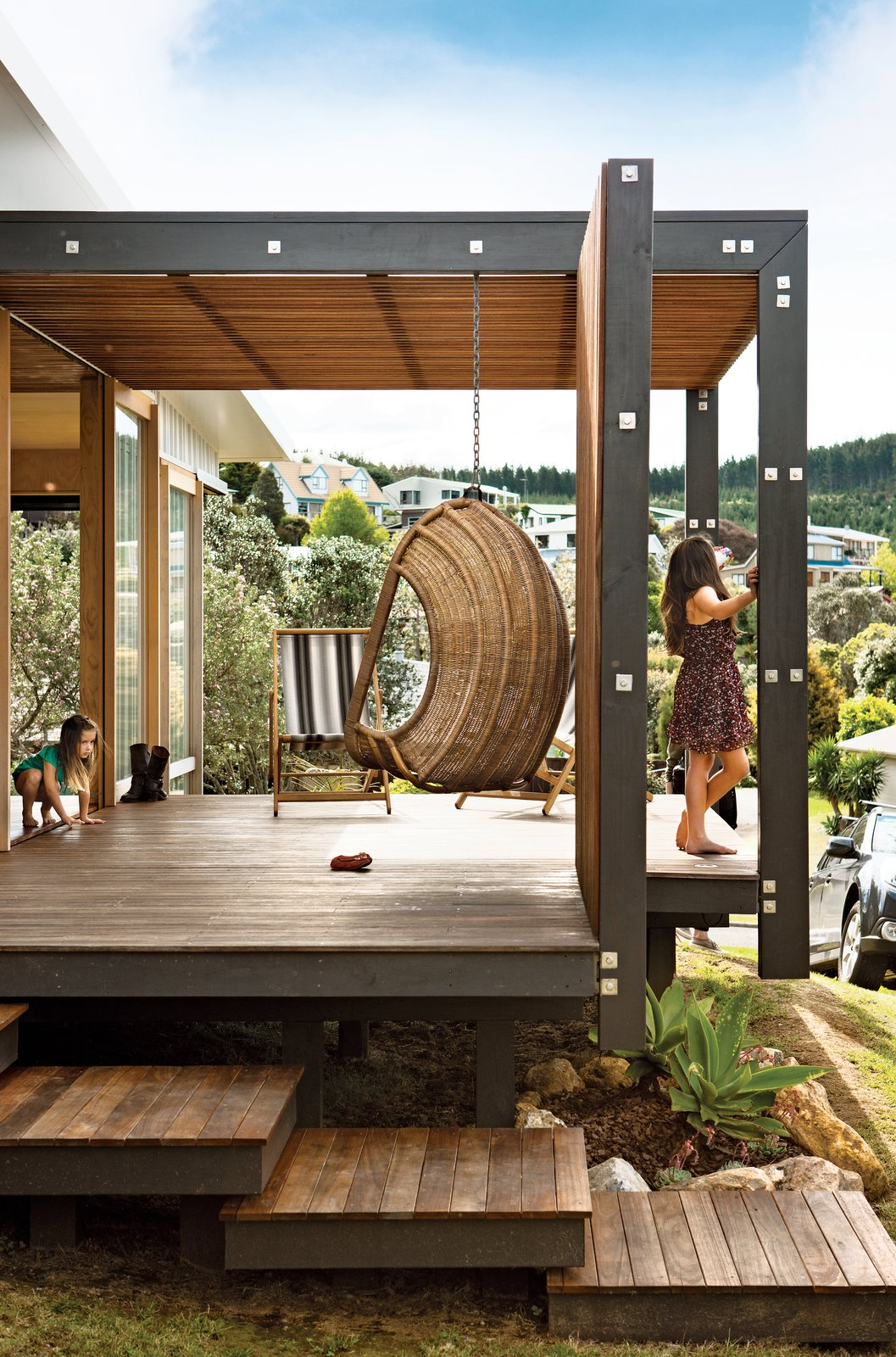 Students Pass Their Class by Building a House in New Zealand