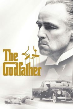The Godfather movie poster