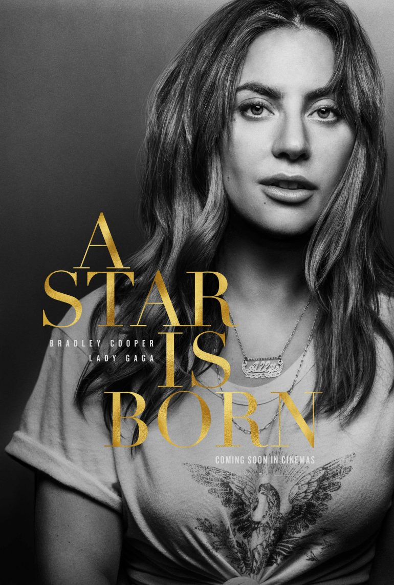 A Star is Born (2018) movie poster