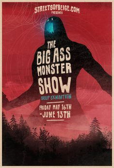 The Big Ass Monster Show