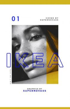 Mock Ikea Brochure