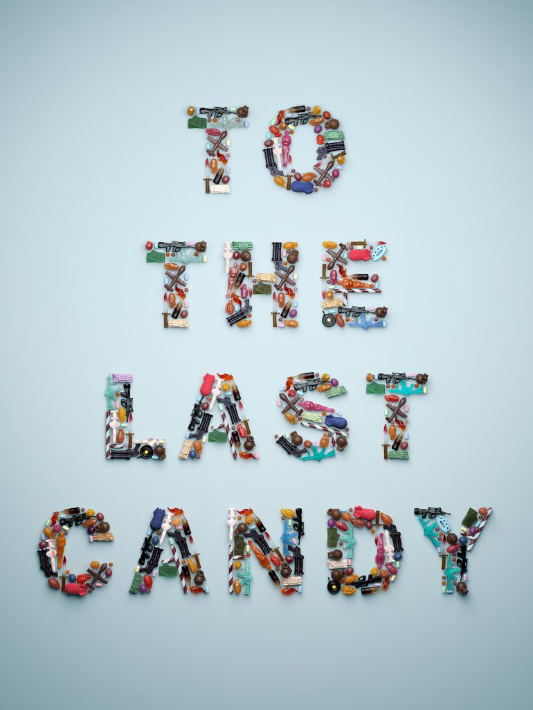 To the last candy on Behance