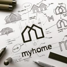 MYHOME LAW • FINAL SKETCHBOOK WORK By James Martin