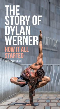 Dylan Werner – How My Yoga Career Began