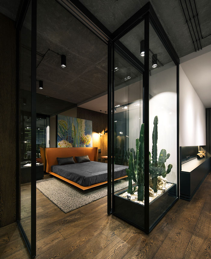 A List of the Best Masculine Bedrooms on Inspirationde